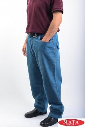 Pantalón vaquero hombre 01436