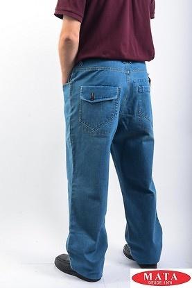 Pantalon hombres tallas grandes 01436
