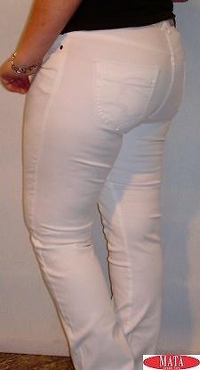 Pantalón vaquero tallas grandes varios colores 12639