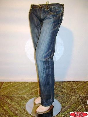 Pantalón vaquero tallas grandes hombre 09658