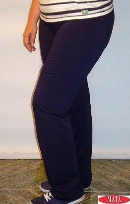 Panty AZUL MARINO tallas grandes 11192