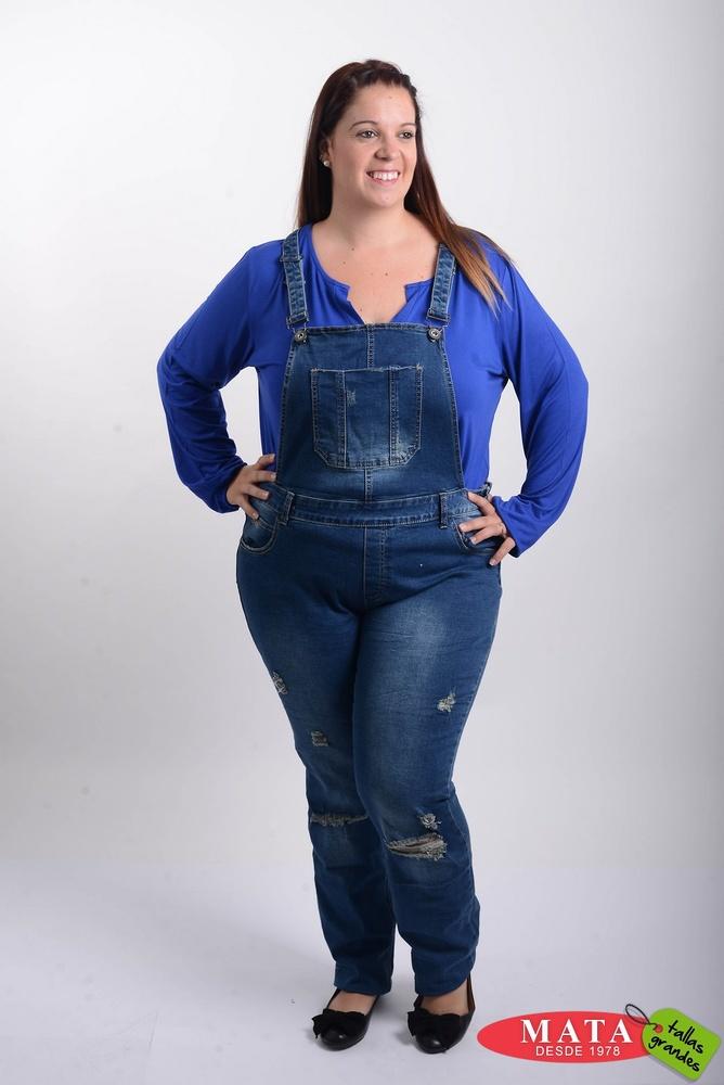 Peto mujer tallas grandes 20622