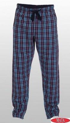 Pijama hombre azul marino 16412