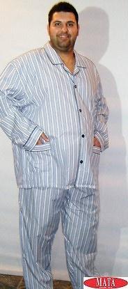 Pijama hombre tallas grandes 14483