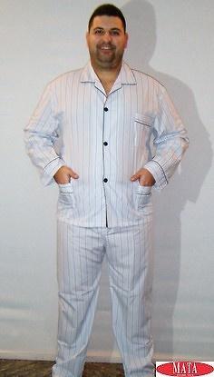 Pijama hombre tallas grandes 15216
