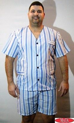 Pijama Hombre Tallas Grandes 15219 Ropa Hombre Tallas Grandes Pijamas Y Batas Modas Mata Tallas Grandes
