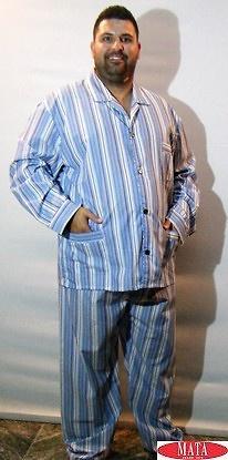 Pijama Hombre Tallas Grandes 15805 Ropa Hombre Tallas Grandes Pijamas Y Batas Ropa Hombre Tallas Grandes Ofertas Ropa De Hombre Modas Mata Tallas Grandes