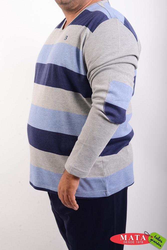 Pijama hombre tallas grandes 20521