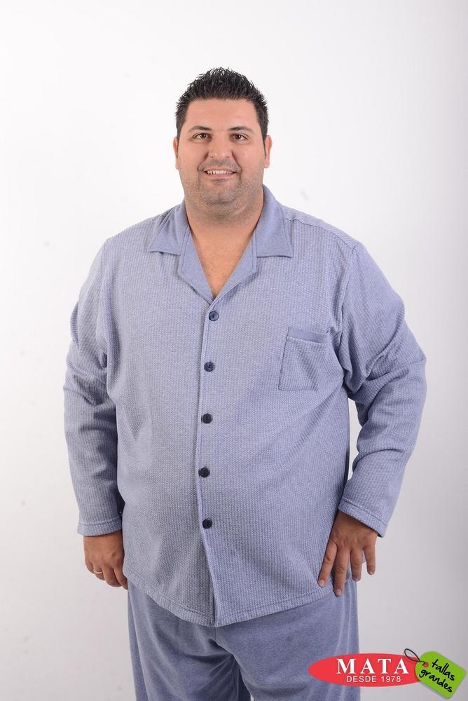 Pijama hombre tallas grandes 20524
