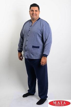 Pijama Hombres Tallas Grandes 19472 Ropa Hombre Tallas Grandes Pijamas Y Batas Ropa Hombre Tallas Grandes Ofertas Ropa De Hombre Modas Mata Tallas Grandes