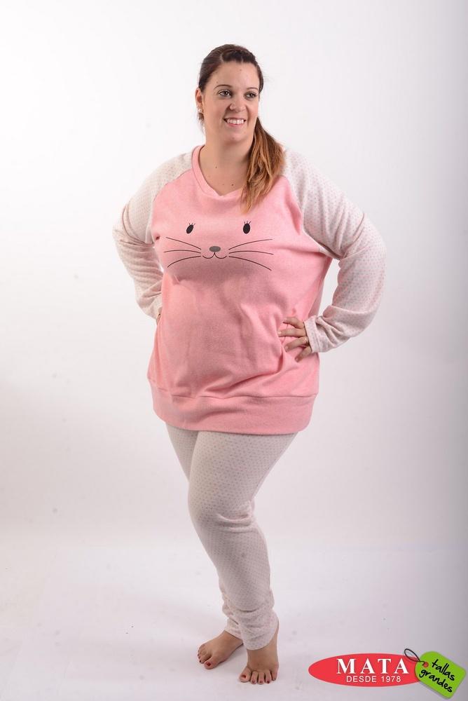 Pijama mujer diversos colores 20518