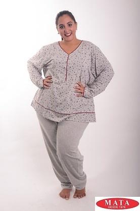 Pijama Mujer Tallas Grandes 19027 Ropa Mujer Tallas Grandes Ropa Interior Lenceria Pijamas Modas Mata Tallas Grandes