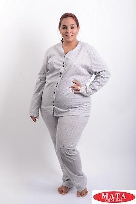 Pijama mujer tallas grandes 19305 ropa mujer tallas grandes ropa interior lenceria pijamas - Ropa interior tallas especiales ...