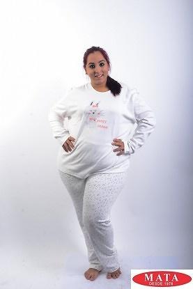 Pijama mujer tallas grandes 19654 ropa mujer tallas grandes ropa interior lenceria pijamas - Ropa interior tallas especiales ...