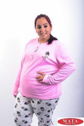 Pijama mujer tallas grandes 19655 ropa mujer tallas grandes ropa interior lenceria pijamas - Ropa interior tallas especiales ...