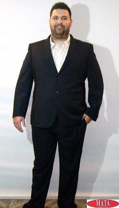 Traje Hombre Tallas Grandes 16870 Ropa Hombre Tallas Grandes Trajes De Hombre Modas Mata Tallas Grandes