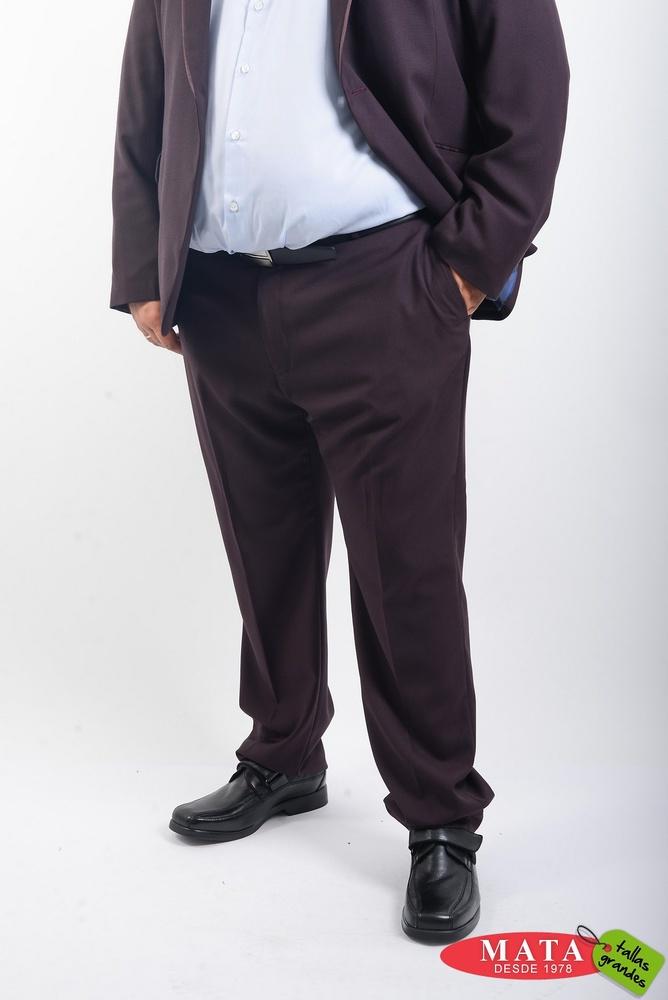 Traje hombre tallas grandes 20445