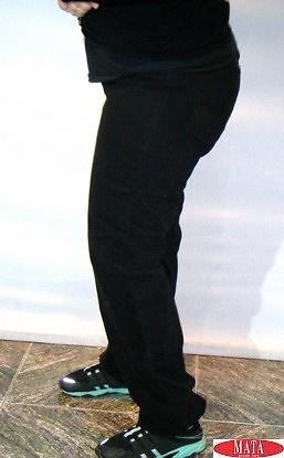 Vaquero hombre negro 01560
