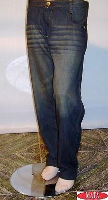 Pantalón vaquero hombre tallas grandes 07667