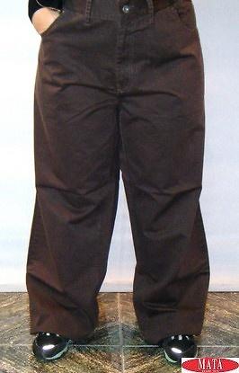 Pantalón vaquero tallas grandes 08904