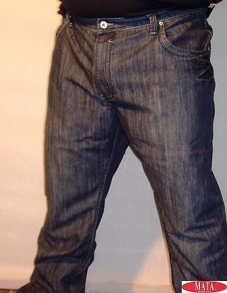Pantalón vaquero hombre tallas grandes 11018