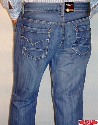 Pantalón vaquero hombre tallas grandes 11229
