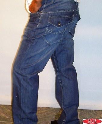 Pantalón vaquero hombre tallas grandes 11331