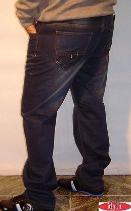 Pantalón vaquero hombre tallas grandes 13258