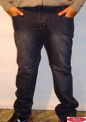 Pantalón vaquero hombre tallas grandes 02547