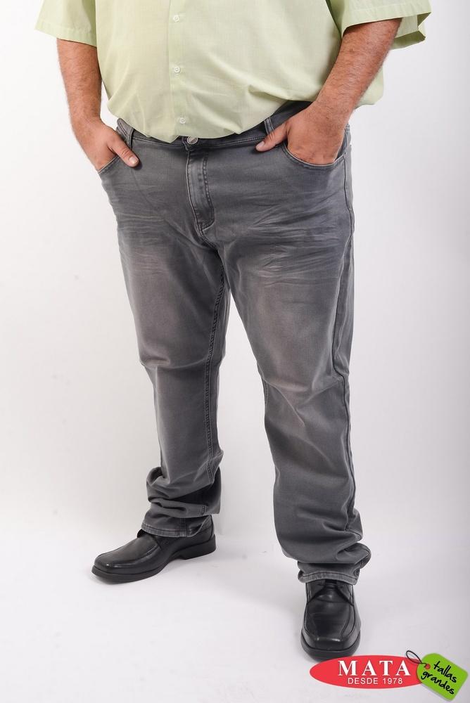 Vaquero hombre tallas grandes 20488