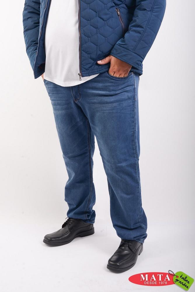 Vaquero hombre tallas grandes 20490