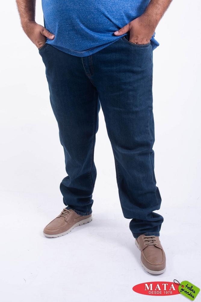 Vaquero hombre tallas grandes 21651