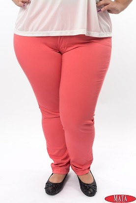 Pantalón mujer tallas grandes 19978