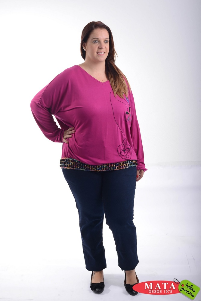 Vaquero mujer tallas grandes 20610