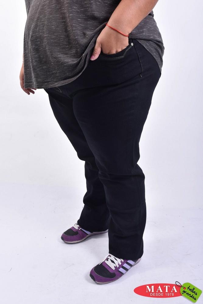 Vaquero mujer tallas grandes 21608