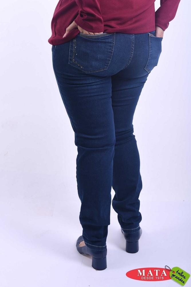 Vaquero mujer tallas grandes 21700