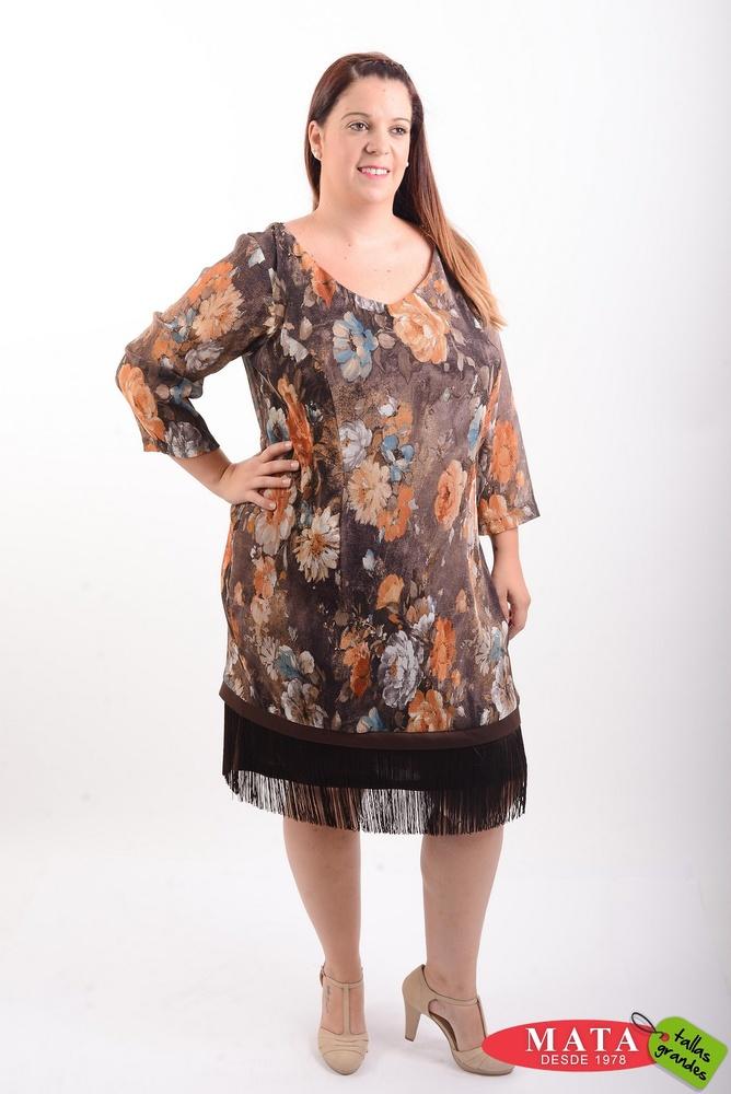 Vestido mujer 20579