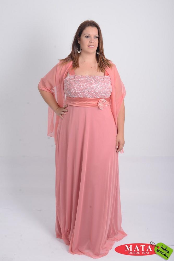 Vestido mujer 21235