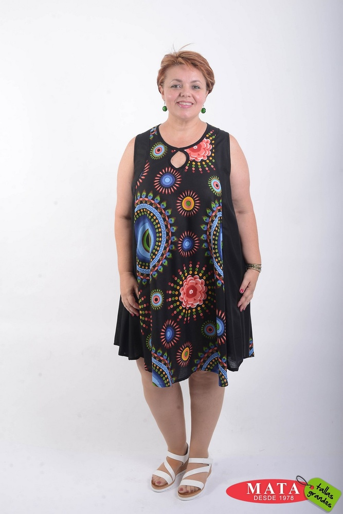 Vestido mujer 21536