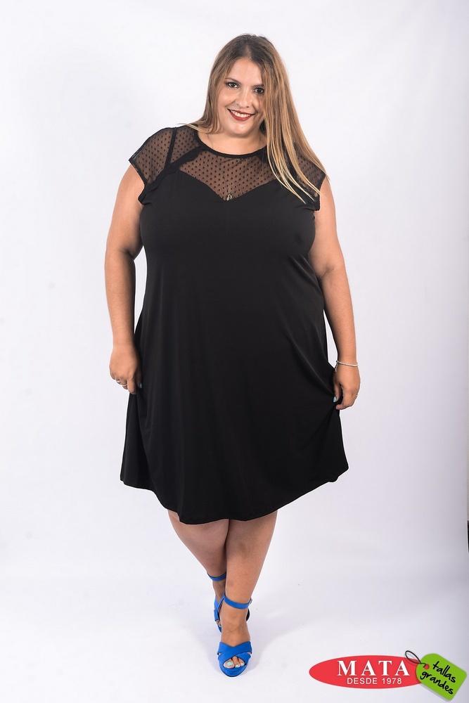 Vestido mujer 22721