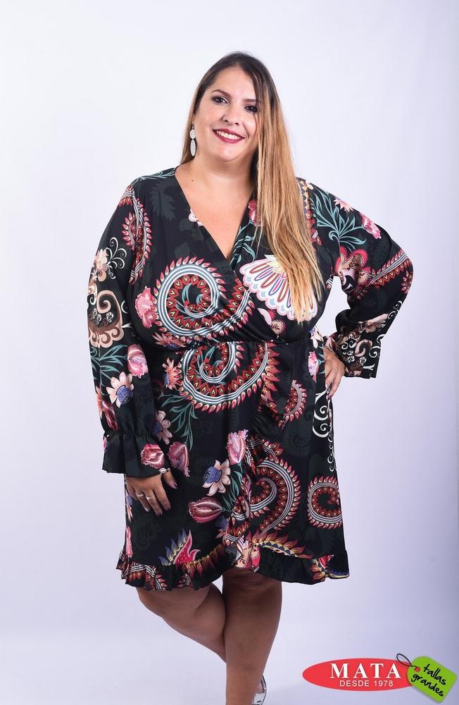 Vestido mujer 23227