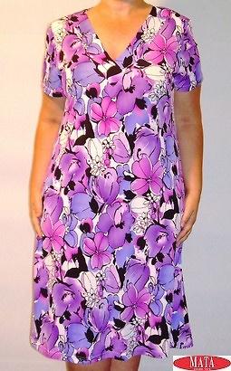 Vestido mujer VARIOS COLORES tallas grandes 10934