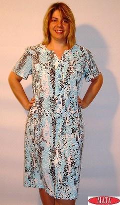 Vestido mujer VARIOS COLORES tallas grandes 10994