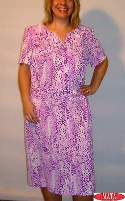 Vestido mujer MALVA tallas grandes 10994
