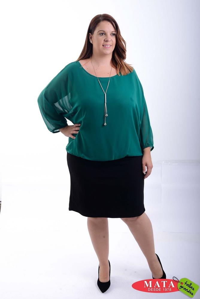Vestido mujer diversos colores 20827 ropa mujer tallas grandes fiesta ropa mujer tallas - Ropa interior tallas especiales ...