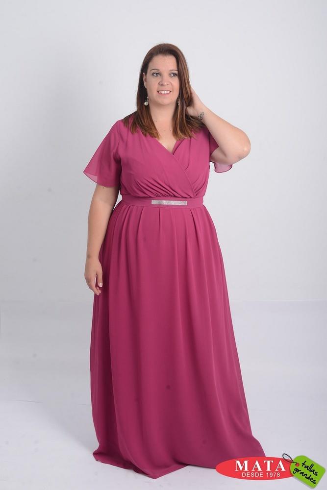 Vestido mujer diversos colores 21228 - Ropa mujer tallas grandes ...