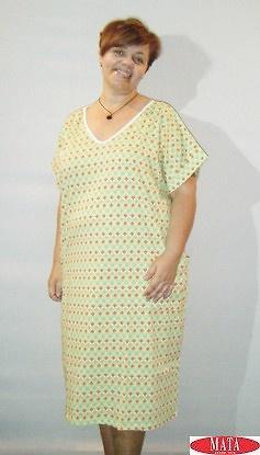 Vestido mujer tallas grandes 17462