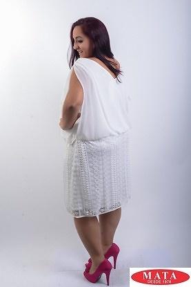Vestido Blanco Senora Wholesale 08d2e 62991