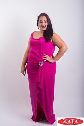 Vestido mujer tallas grandes 19758