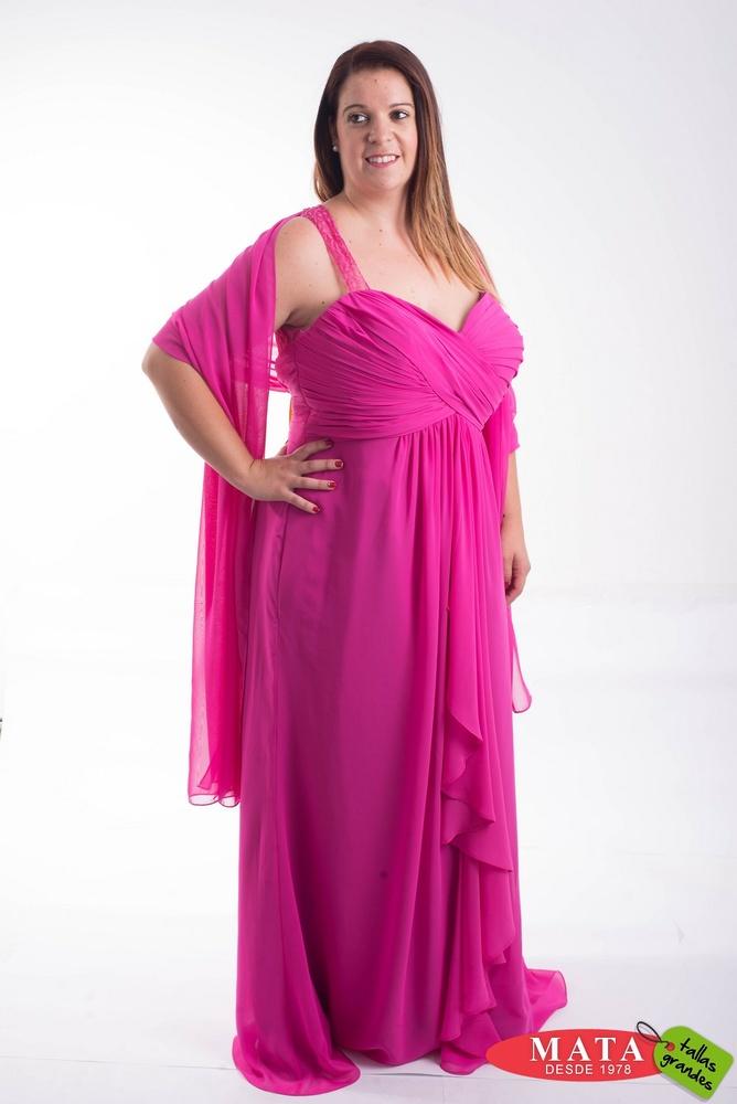 Vestido mujer tallas grandes 19838 - Ropa mujer tallas grandes ...